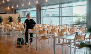 Kontorrengøring i Glostrup